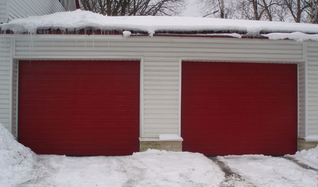 секционные гаражные ворота hormann в уфе